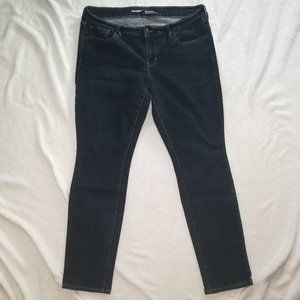 Old Navy Original Mid-Rise Skinny Jeans